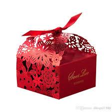 wedding candy boxes wholesale hot wedding favors boxes candy box party favors hollow wedding