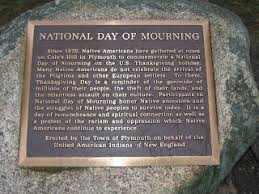 american resources day of mourning a k a thanksgiving