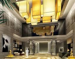 Lobby Hotel Interior Design Modern Interior Design Commercial - Lobby interior design ideas