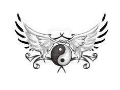 Ying Yang Tattoo Ideas Rose Yin And Yang Tattoo Yin Yang Tattoos Designs Pictures