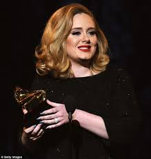 biography adele in english adele opens up about drinking problem in new biography daily