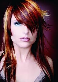 best summer highlights for auburn hair auburn red brown hair color popular long hairstyle idea