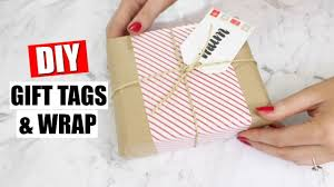 cheap gift wrap diy cheap easy christmas gift tags gift wrap 25 diys of