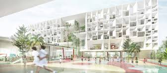 henning larsen architects wins competition to design a new french