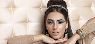 modern egyptian hairstyles egyptian makeup beauty and fitness secrets revealed