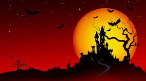 halloween background bats red halloween wallpapers u2013 halloween wizard