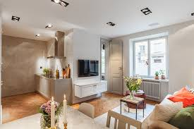 Small Apartment Design Small Apartment Design In Scandinavian Style