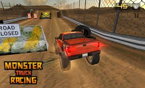 monster truck racing 3d android apps google play