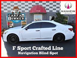 2014 used lexus rx 350 with navigation u0026 blindspot monitor at the pre owned 2015 lexus ls 460 crafted line awd f sport nav 4dr car