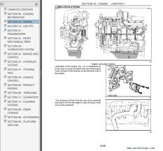 new holland cx series combines repair manual pdf repair manual