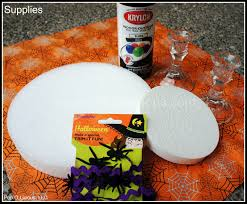 Halloween Cake Stands Kays Kupcakes Blog October 2011
