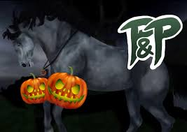 halloween horse halloween speedpaint star stable online youtube