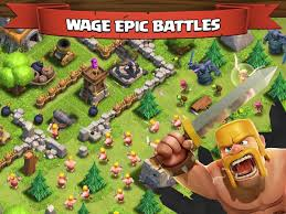 free clash of clans wizard clash of clans for blackberry 10