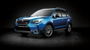 subaru forester 2016 colors subaru forester ts special edition adds sti goodies but it u0027s only