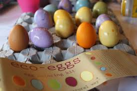easter egg coloring kits green owl eco eggs egg coloring kit product review
