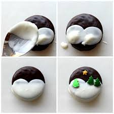 where can i buy chocolate covered oreos winter chocolate dipped oreos the monday box