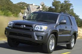 toyota 4runner model years 2003 2009 toyota 4runner used car review autotrader
