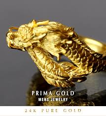 gold mens rings images Prima gold japan rakuten global market pure gold ring gold ring jpg