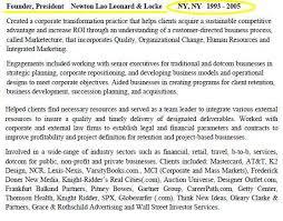 Competitive Edge Resume Service Resume Writing Services Nj