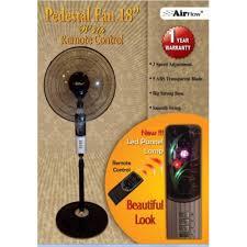 pedestal fan lowest price airflow 18 remote control pedestal fan price in pakistan at symbios pk
