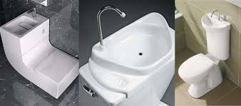 Combined Bidet Toilets Save Water And Money With A Toilet Sink Combo Toilet Found