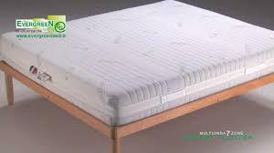 materasso nuovo il nuovo materasso multionda in memory a 7 zone