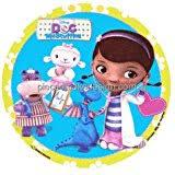 doc mcstuffins edible image one 8 doc mcstuffins edible image cake topper