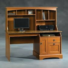 sauder desk with hutch sauder graham hill computer desk hutch 408951 with harbor view