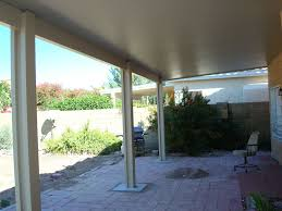 Insulated Aluminum Patio Cover Patio Roof Covers Az Enclosures And Sunrooms