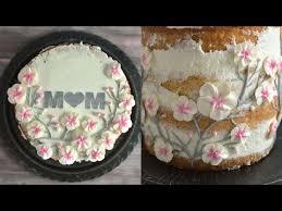 cherry blossom cake for mother u0027s day haniela u0027s youtube