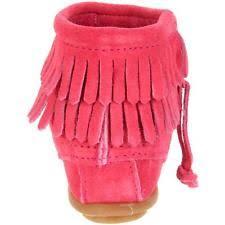 womens moccasin boots size 12 minnetonka boots ebay