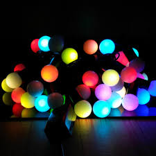 String Lights Balls by Online Buy Wholesale Black Christmas Tree Balls From China Black