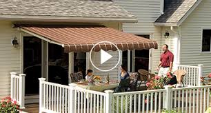 Roll Out Awning For Patio Sunsetter Awning Models Sunsetter Awnings