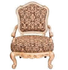 Ashley Furniture Armchair Louis Xv Style Armchair By Ashley Furniture Ebth