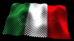 Italian Flag Images Glowing Italian Flag Italy 05 Hd Video Clip 328152