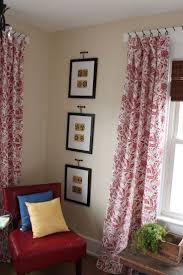 alternative ways to hang curtains unac co