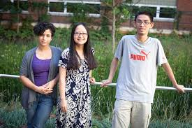 Data Science Presidential Fellows Bring Life to Data Research  and     UVA Today   University of Virginia Marlen Gonzalez  left  Ph D  candidate in psychology  Qiannan Yin