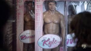 Seeking Kyle Doll Tv Club Seeking Preaches The Gospel Of Josh Lgbt Post