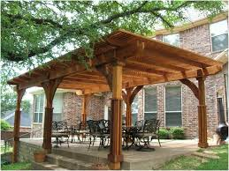 Pergola Backyard Ideas Backyards Mesmerizing Backyard Concrete Patio Designs Covered 46