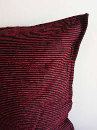 decorative throw pillow covers 16x16 red black indian discovered