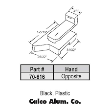 alum a lub calco alum co window door parts