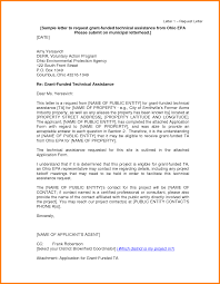 Sample Cover Letter For A Grant Proposal by Sample Research Proposal Cover Letter