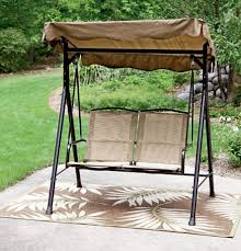 Shopko Outdoor Furniture by Enjoy Your Yard With This 2 Seater Sling Swing Shopko Patio
