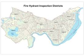 Map Of Cambridge Ma Fire Hydrant Testing May 2 June 24 City Of Cambridge Ma