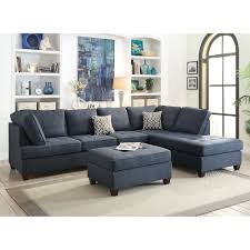 Reversible Sectional Sofas Furniture Sofa With Movable Chaise Reversible Sectional Sofa