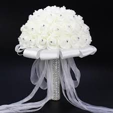 wedding bouquets 2016 new white bridal wedding bouquets bridal