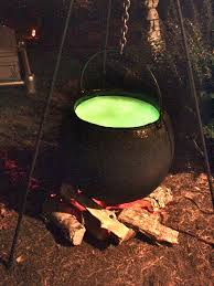 halloween full size bubbling cauldron prop 7 steps with pictures