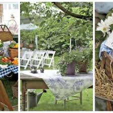 Country Backyard Wedding Diy Wedding Centerpieces Creative Wedding Centerpiece Ideas