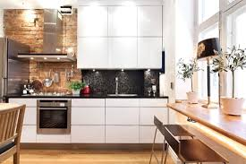 kitchen with brick backsplash kitchen brick backsplash ideas white in lovely birdcages