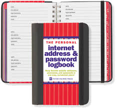 Free Business Email Addresses Directory the personal internet address u0026 password log book peter pauper